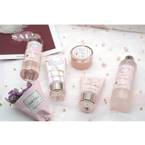 5 piece bubble bath gift set-1