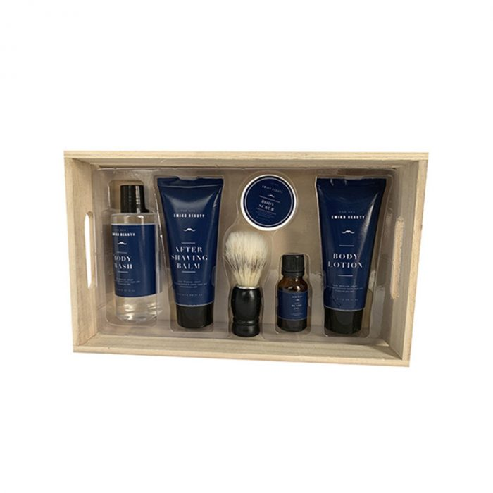 Personal care shower gel body lotion bath gift set-4
