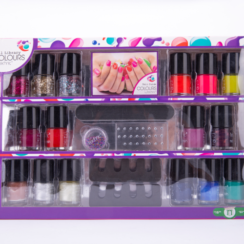 Cheap And Beautiful Private label nail polishes-1