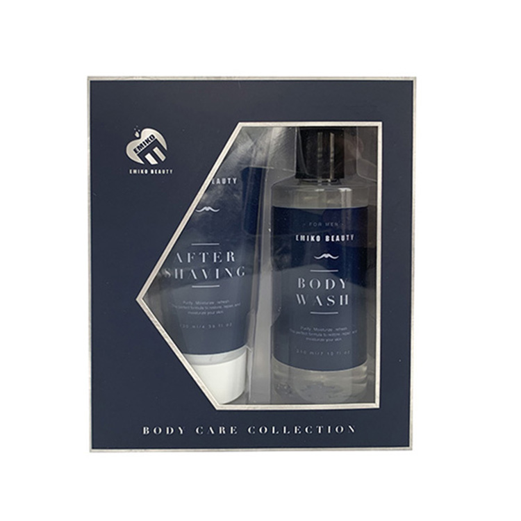 Personal care shower gel body lotion bath gift set-1