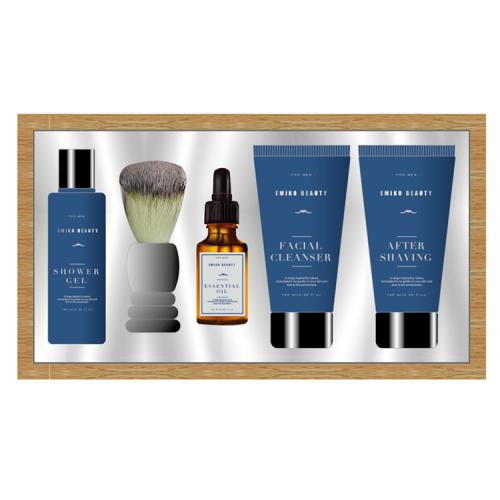 vanilla bath and body care gift set-1
