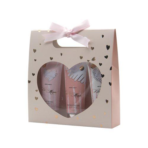 scent shower gel body lotion bath set-1