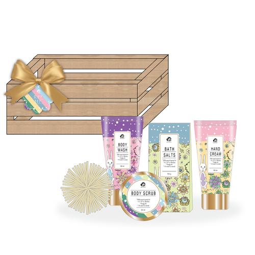 shower gel bath gift set-2
