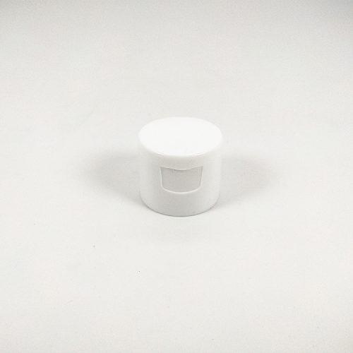 Flip top cap plastic-1