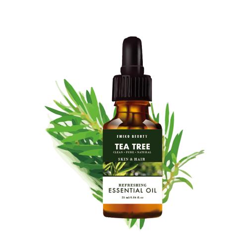 Tea tree oil essential 100% pure-1